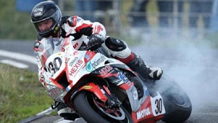 Fabrice Miguet GP Ulster