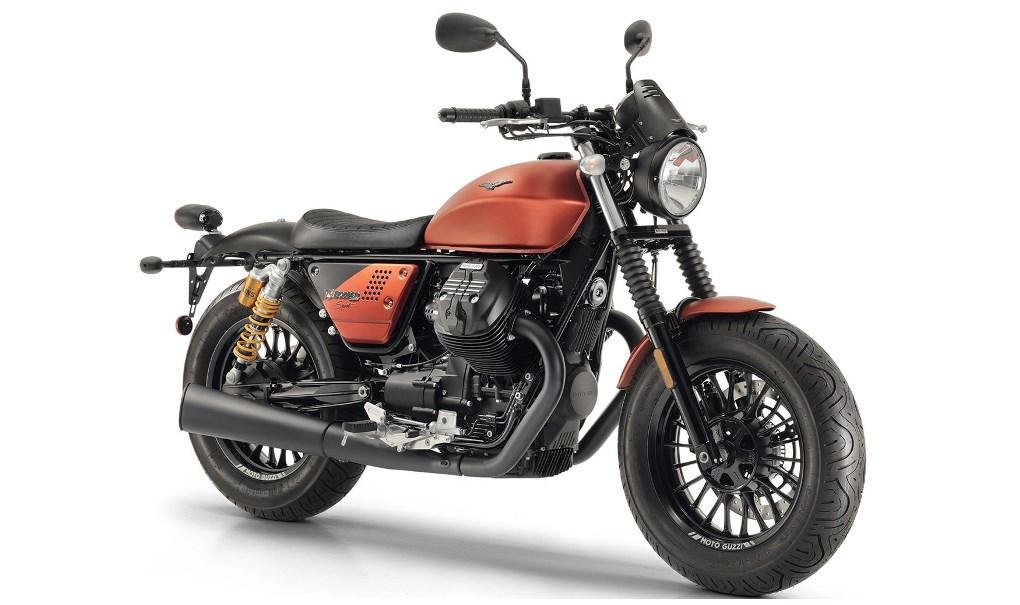 Nouveau V9 Moto Guzzi