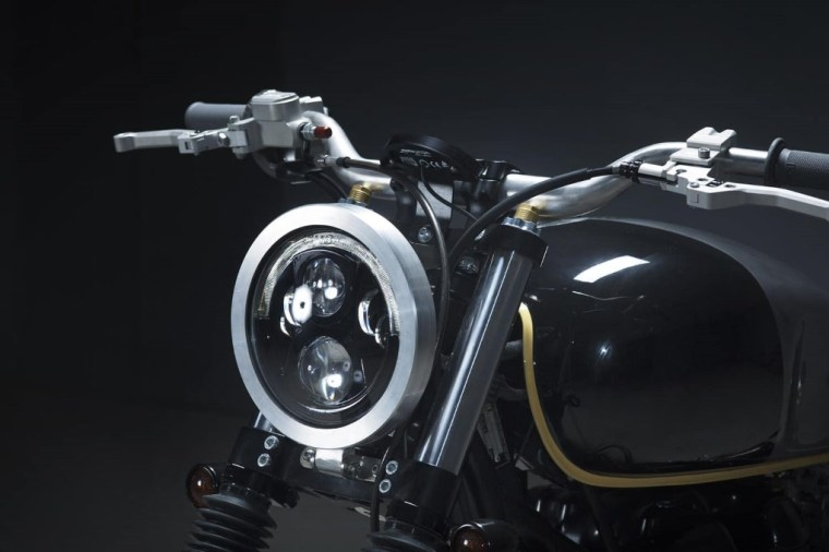 Préparation moto Kiddo Motors