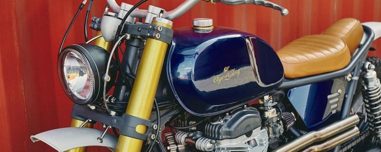 Tracker W650 Egerie Moto