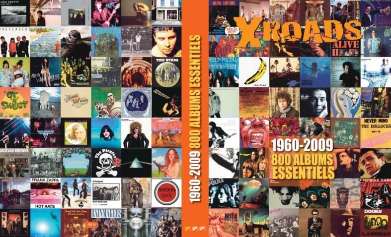 1960-2009 800 albums essentiels