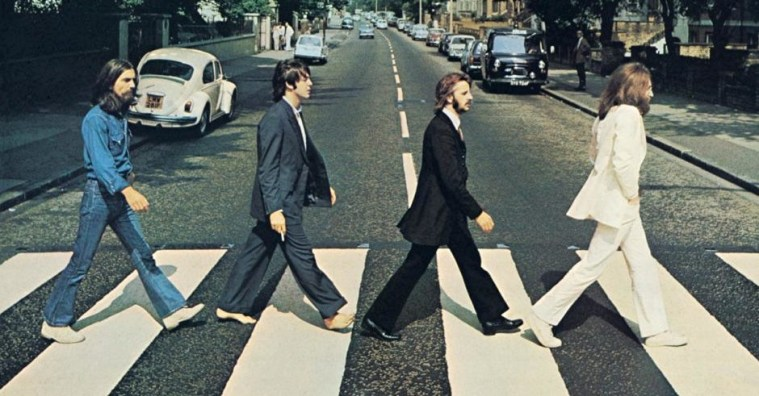 MacMillan photographe d'Abbey Road