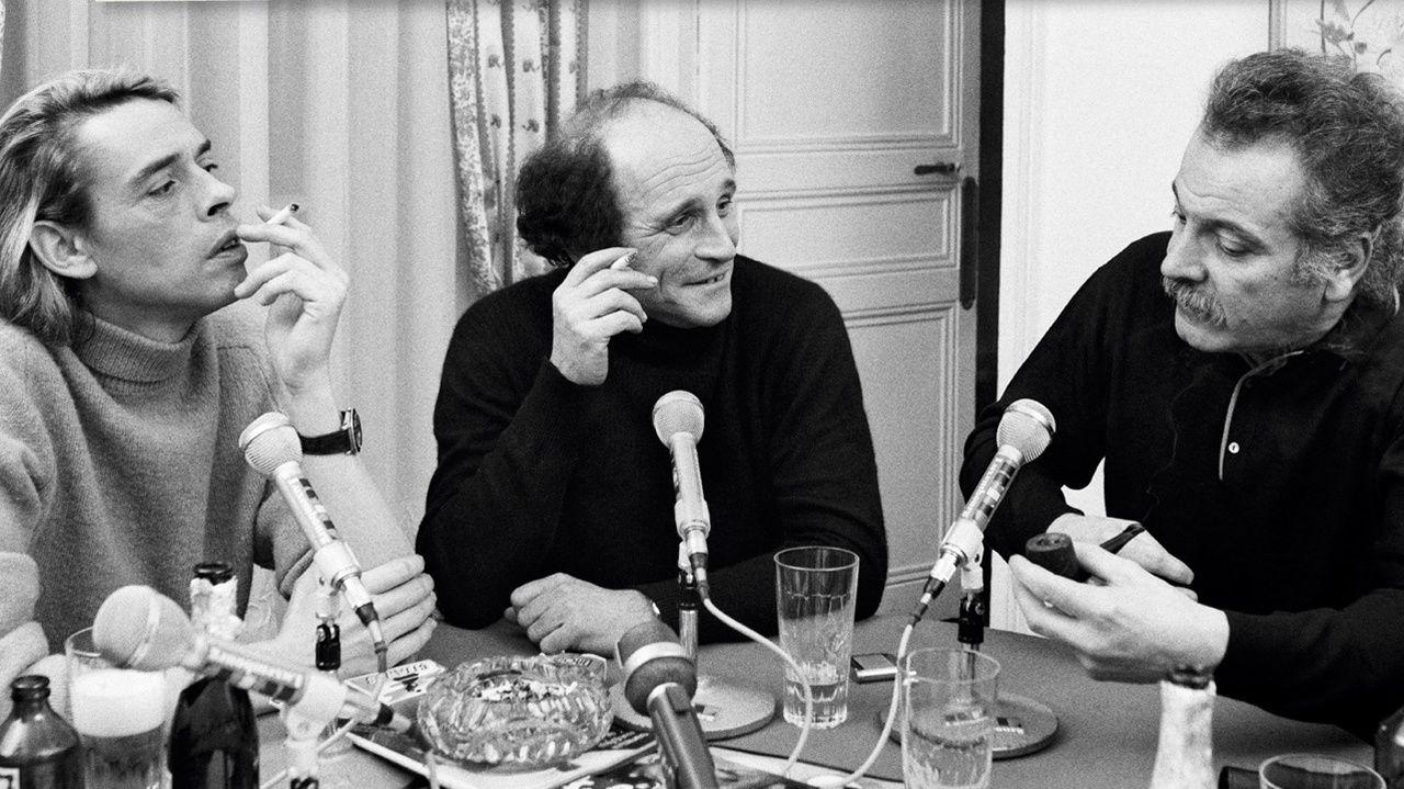 Jean-Pierre Leloir: Brel, Brassens & Ferré
