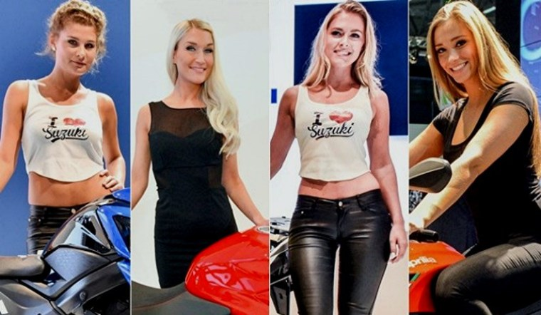 Cologne Intermot Girls 2018