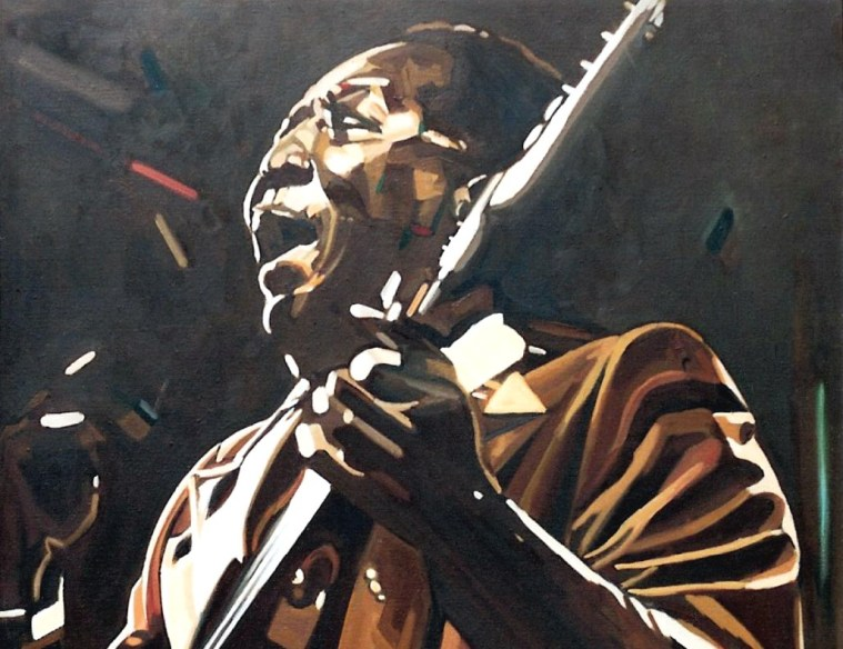 J.P Pagnon Muddy Waters