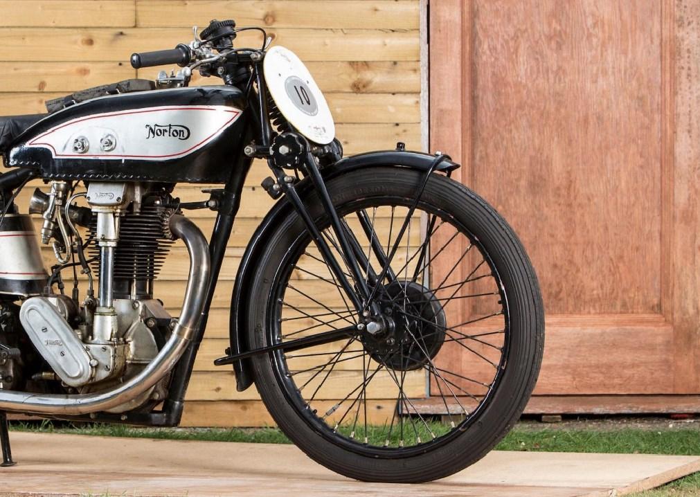 Norton Model 30 1932