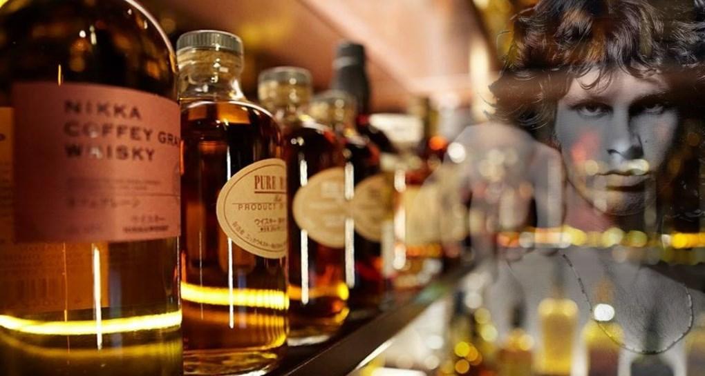 Jim Morrison Whisky Bar