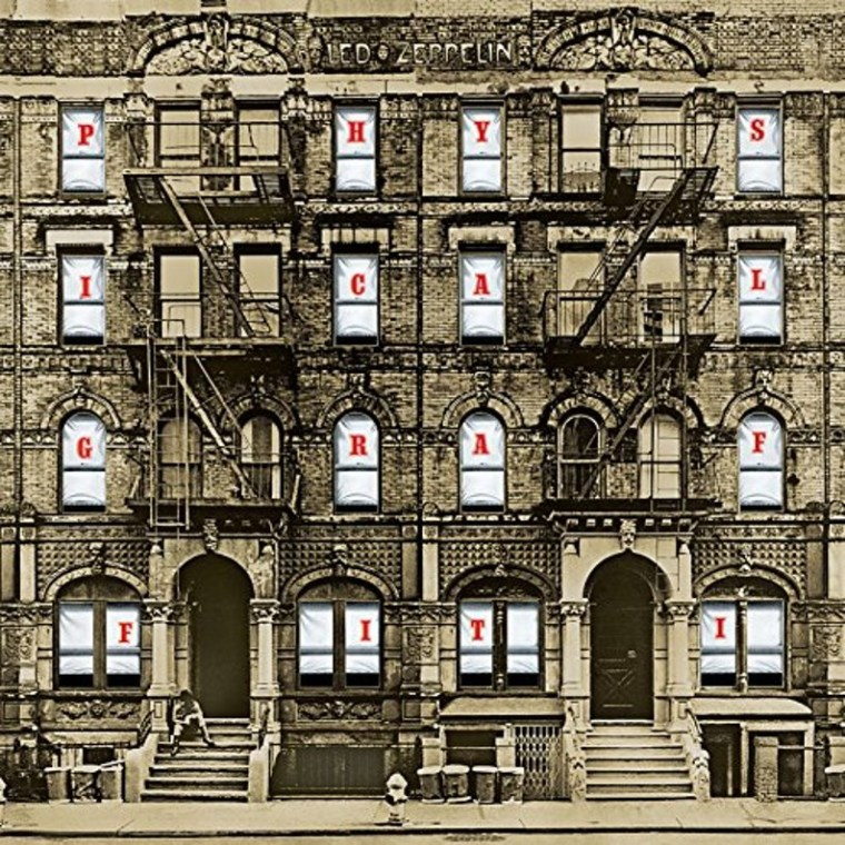 Mike Doud Physical Graffiti