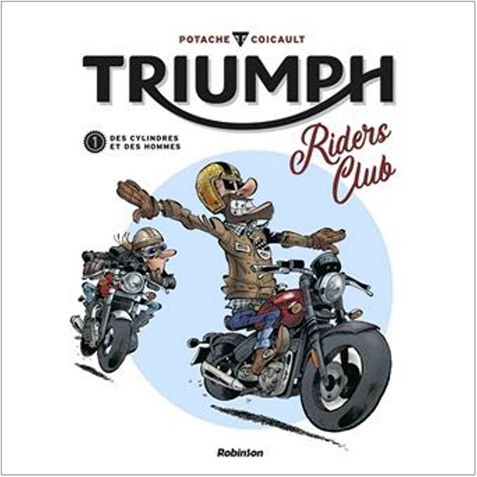BD Triumph Riders Club