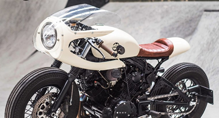 Adonis Moto Cafe Racer