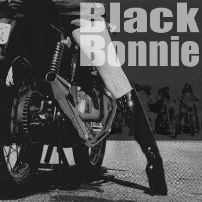 Black Bonnie, anniversaire du blog