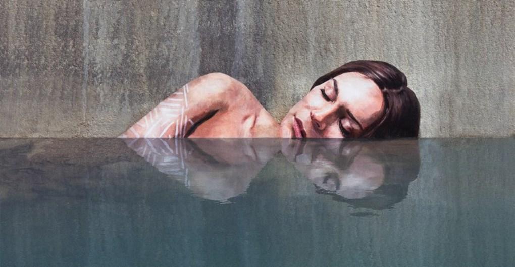 Hula: Aquatic Street Art