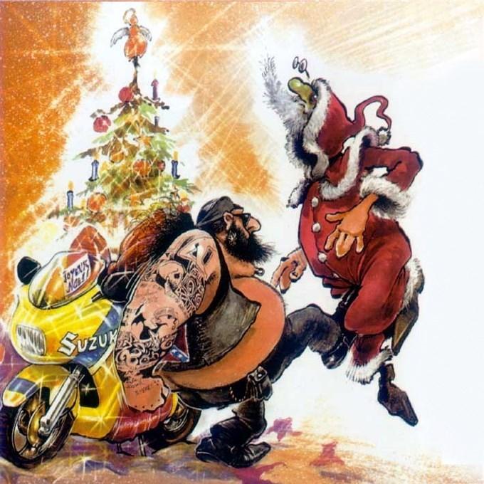 Erreur du Père Noël