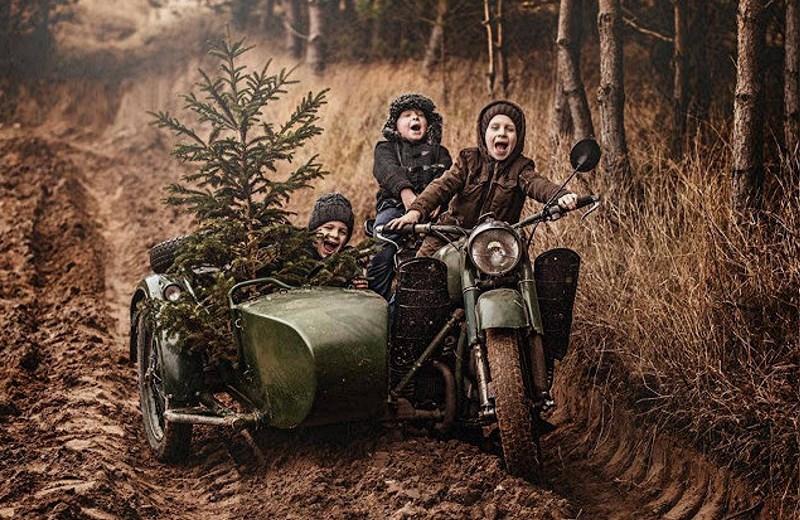 Side Car Noël, GaaaaaZ!