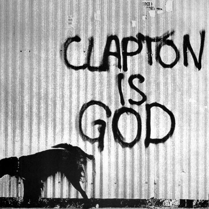 Eric Clapton God