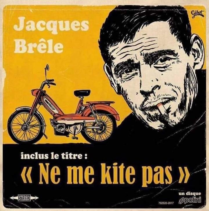 Humour Jacques Brel