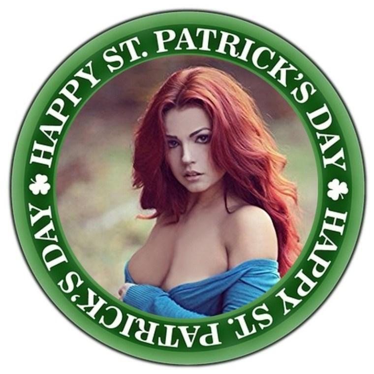 17 Mars, St Patrick