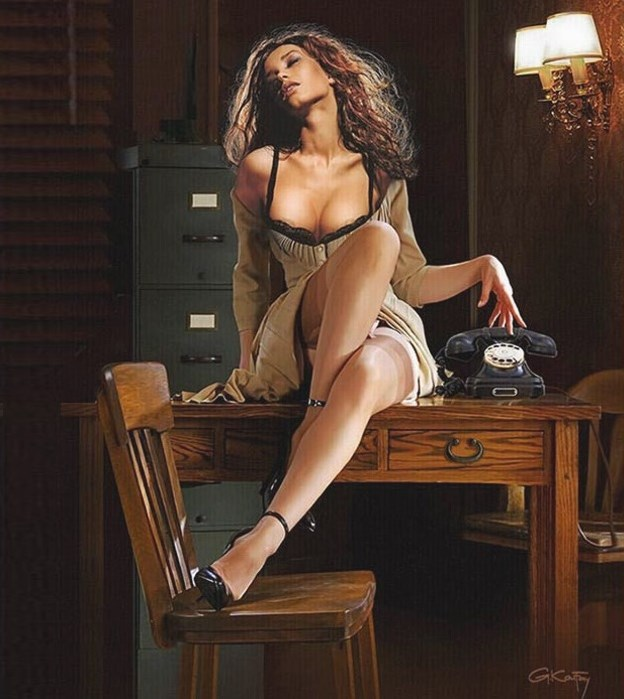 La secrétaire idéale