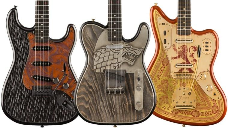 Fender Trônes de Fer