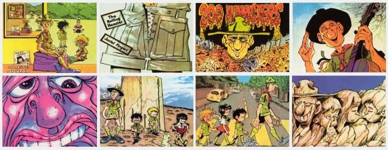 Rock: Hamster Jovial et ses Louveteaux