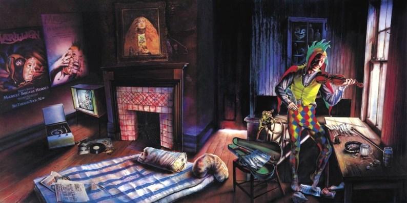 Marillion: Artwork Mark Wilkinson