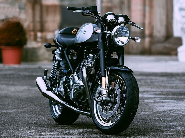 Norton Commando MKII Limited Edition