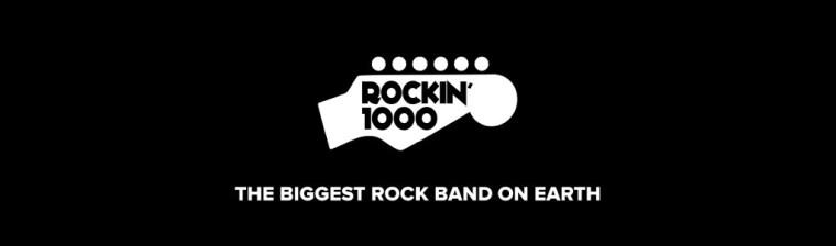 Concert amateur Rockin' 1000