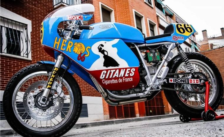 La Gitane Cafe Racer XTR Pepo