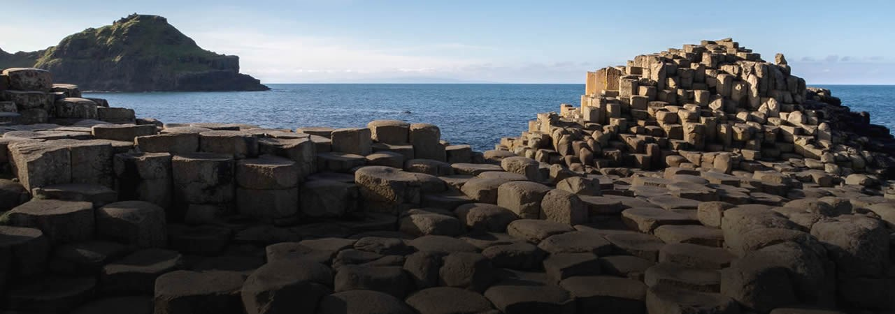 Irlande: The Giant's Causeway