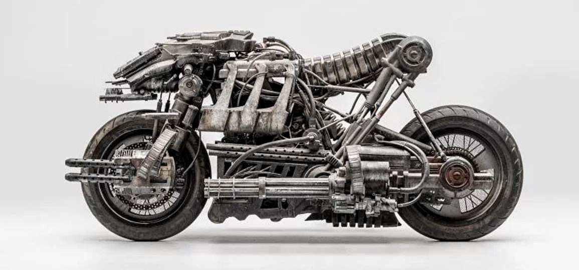 Terminator Salvation Ducati