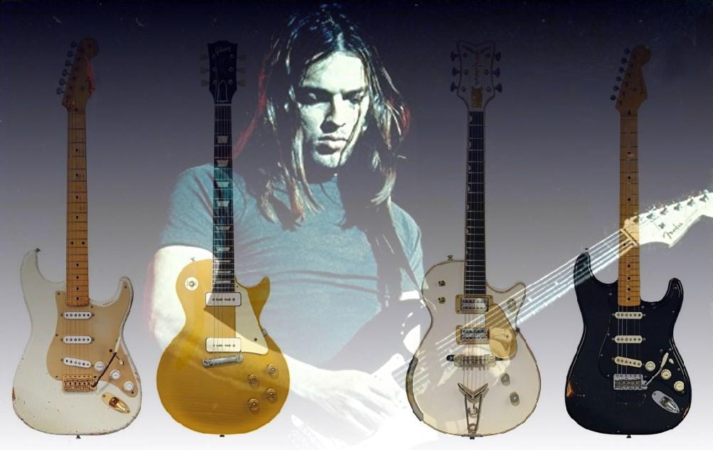 Guitares aux enchères