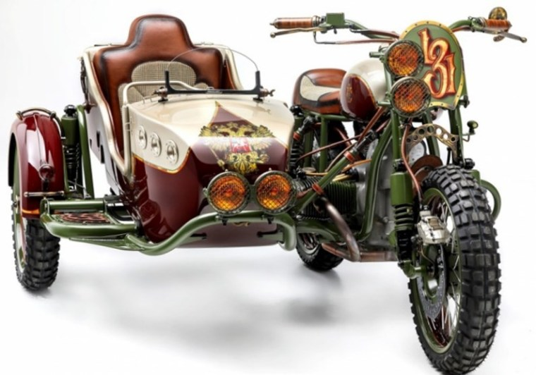 Side Car Ural
