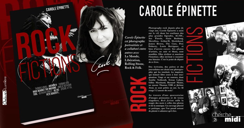 Photos Rock Carole Epinette
