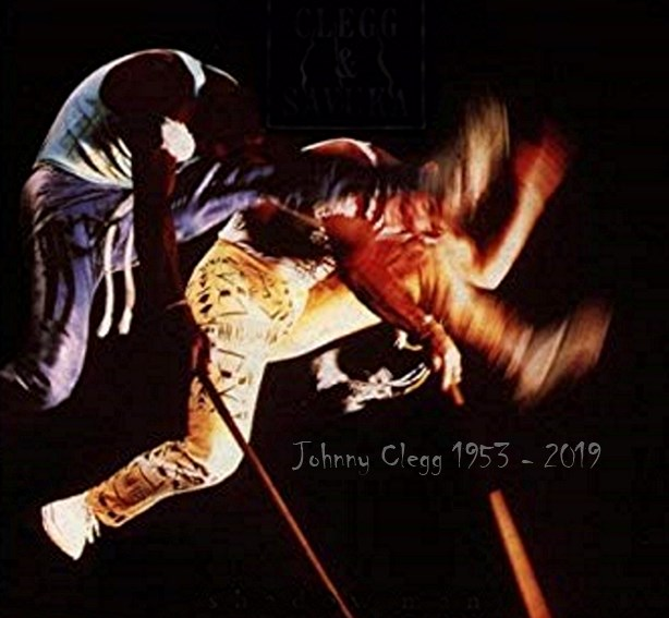 Johnny Clegg Asimbonanga!