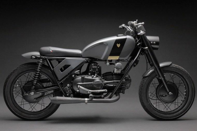 Moto Guzzi Nuovo Falcone 2019