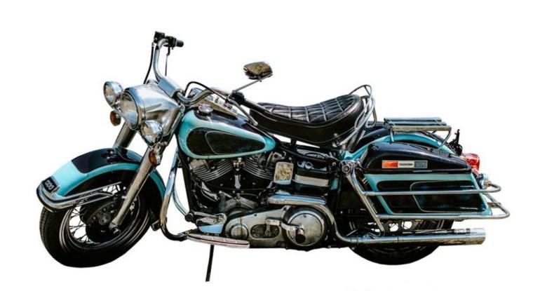FLH 1200 Evis Presley 1976