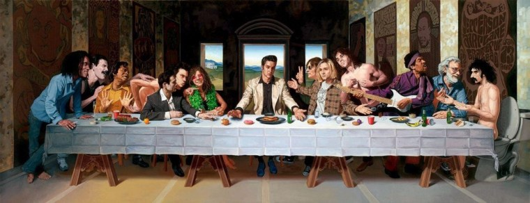Last Rock Supper