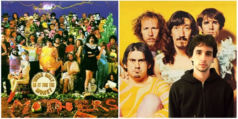 Cal Schenkel: Zappa We're In It for the Money