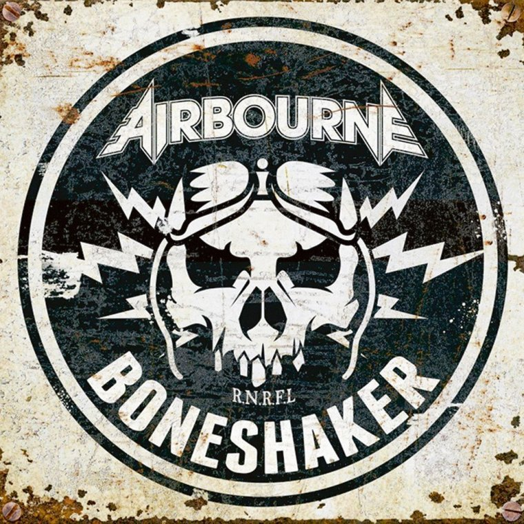 Airbourne Boneshaker: Rock'n'Roll for Life
