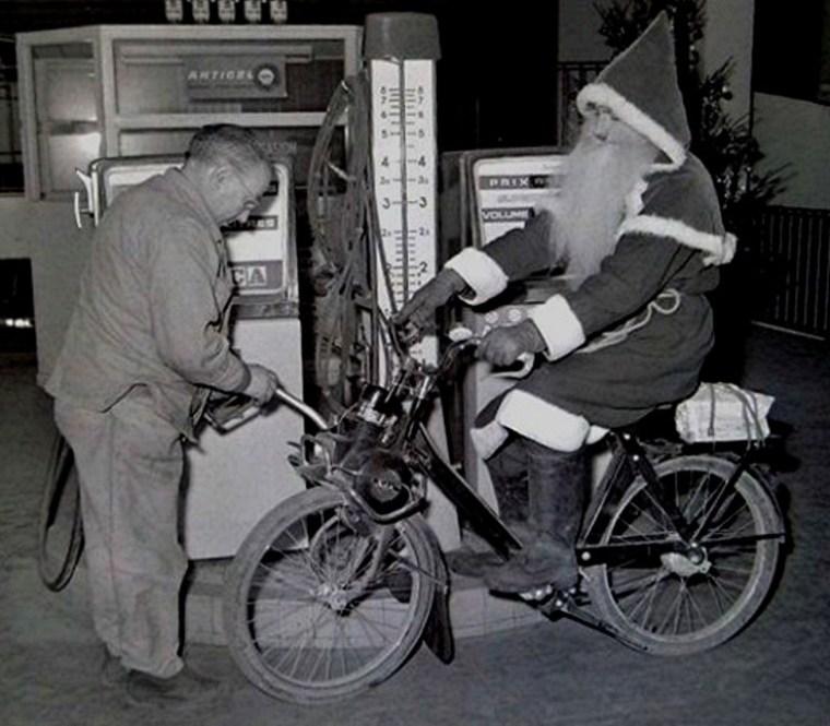 Père Noël en Panne