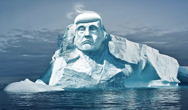 Melting Ice: Projet Trumpmore